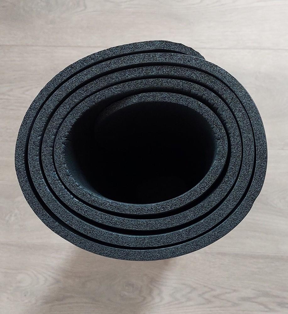 Нескользящий мягкий коврик мат для пилатеса, йоги, фитнеса спорта в зал фото №1