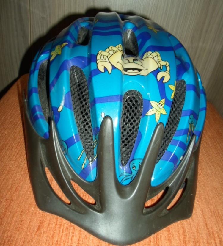 Каска шлем шолом размер 49-56 фото №1