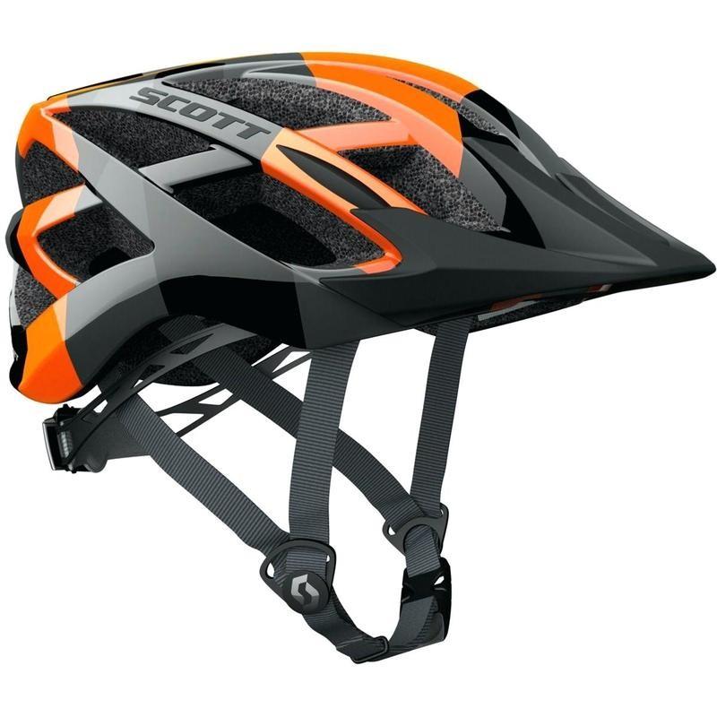 Велошлем scott spunto 50-56см фото №1