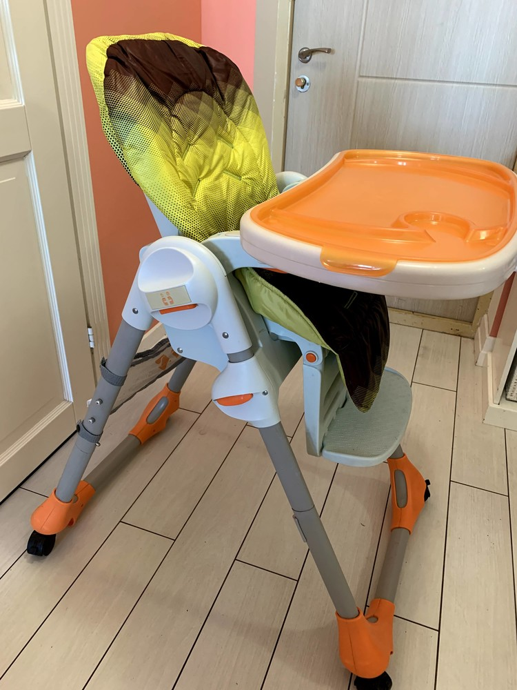 Распродажа стульчик для кормления chicco polly 2 в 1 чико поли фото №1
