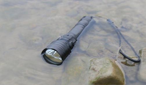 Подводный фонарь police 8791 t6 фото №1