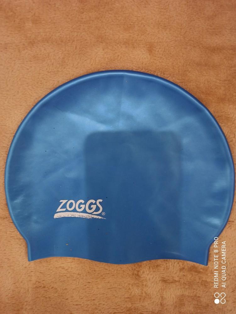 Продам новую фирменную zoggs детскую шапочку для купания. фото №1