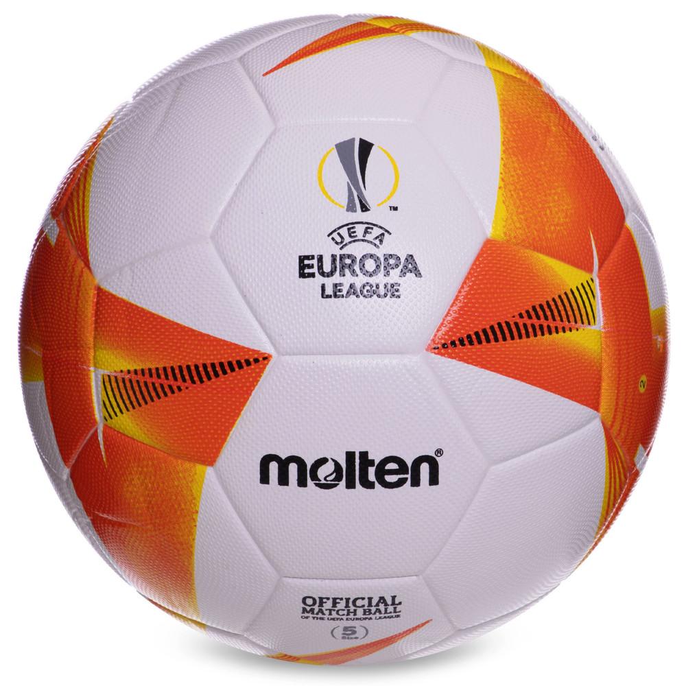 Мяч футбольный №5 super cup 2392: размер 5 (pvc, клееный) фото №1