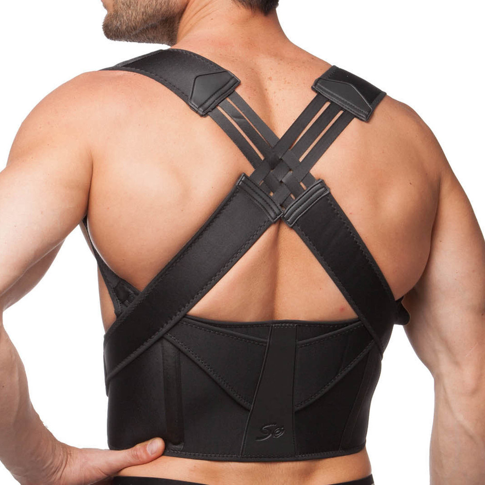 Корректор осанки спины mute strap support 9040 фото №1