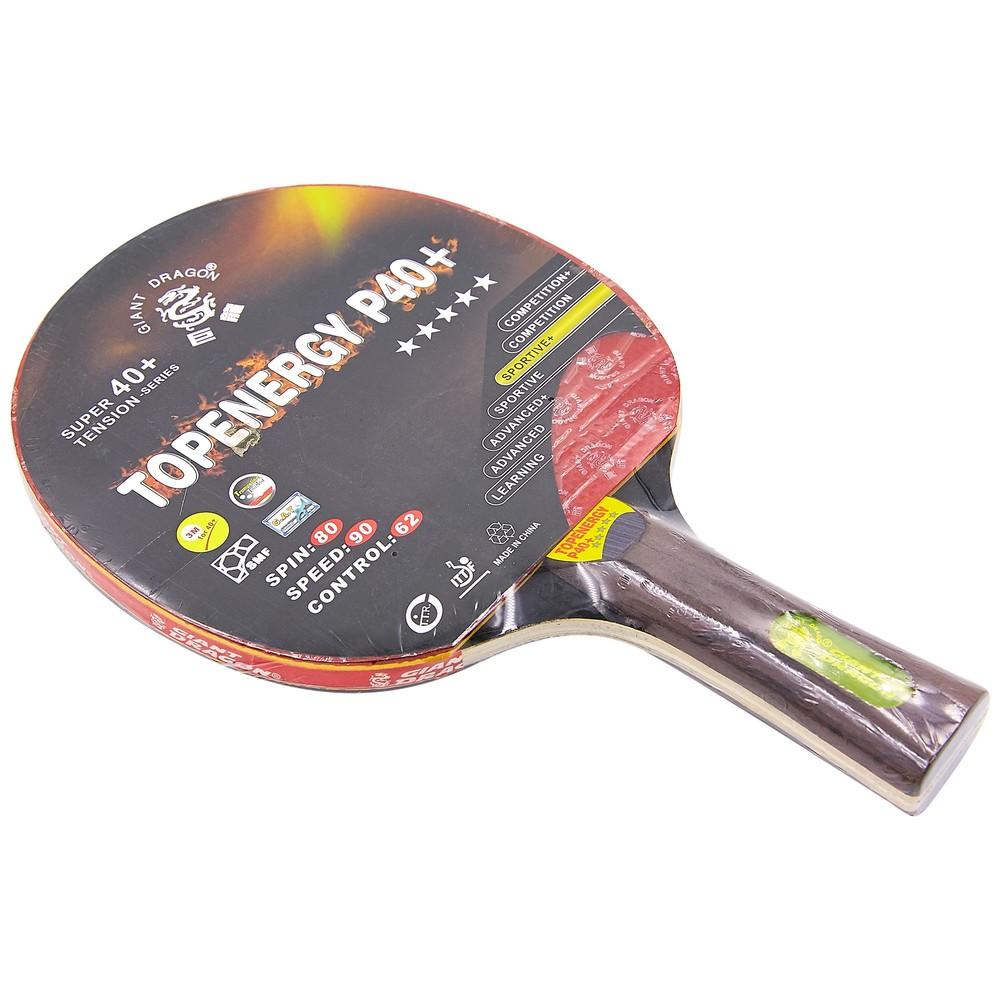Ракетка для настольного тенниса giant dragon topenergy 6509 фото №1