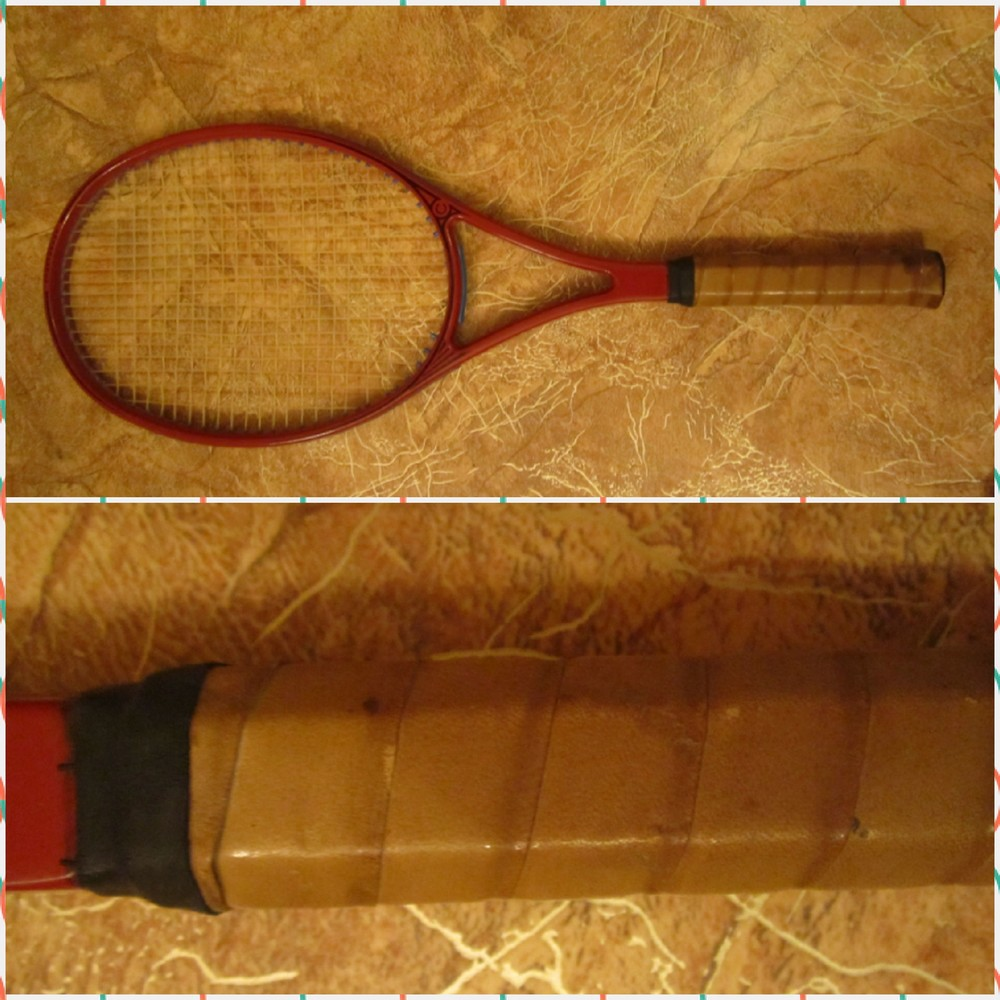 Ракетки для большого тенниса фото №1