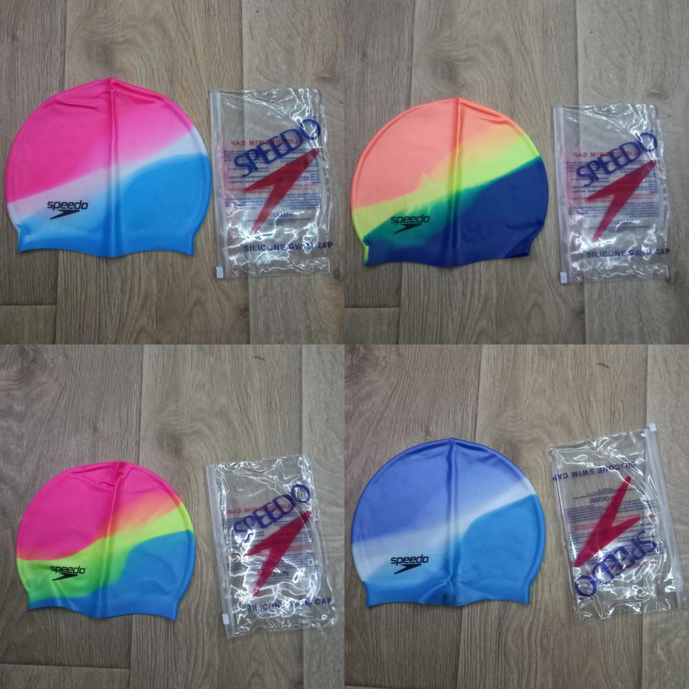 Новая фирменная шапочка для бассейна фото №1