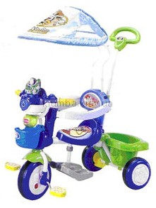 Детский велосипед Seca Баз Лайтер