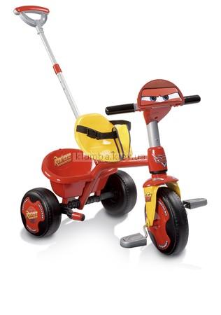 Детский велосипед Smoby Cars (444137)
